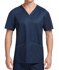 Picture of NNT Uniforms-CATJ2T-NAV-Koller V-Neck Scrub Top