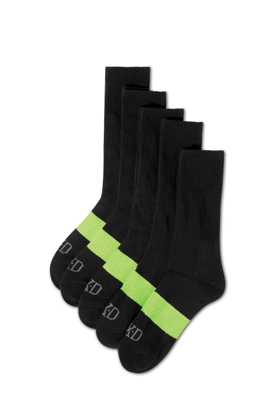 Picture of FXD Workwear-SK-6 5pk Socks-5 Pack Crew Socks