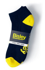 Picture of Bisley Workwear-BSX7215-Ankle Sock 3 Pack