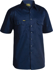 Picture of Bisley Workwear-BS1893-Cool Lightweight Drill Shirt Short Sleeve