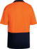 Picture of Bisley Workwear-BK1234-Hi Vis Polo Shirt Short Sleeve
