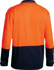 Picture of Bisley Workwear-BK6234-Hi Vis Polo Shirt Long Sleeve