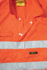 Picture of Bisley Workwear-BC6718TW-3M Taped Lightweight Hi Vis Coverall