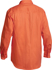 Picture of Bisley Workwear-BS6339-Hi Vis  Drill Shirt Long Sleeve