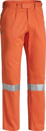 Picture of Bisley Workwear-BP6007T-3M Taped Original Work Pant