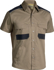 Picture of Bisley Workwear-BS1133-Flex & Move™ Mechanical Stretch Shirt Short Sleeve
