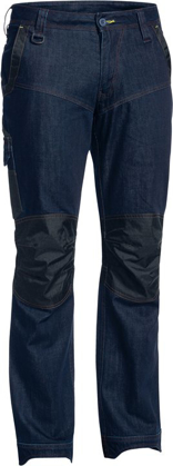 Picture of Bisley Workwear-BP6135-Flex & Move™ Denim Jean