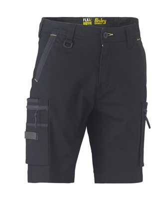 Picture of Bisley Workwear-BSHC1330-Flex & Move™ Stretch Utility Cargo Short