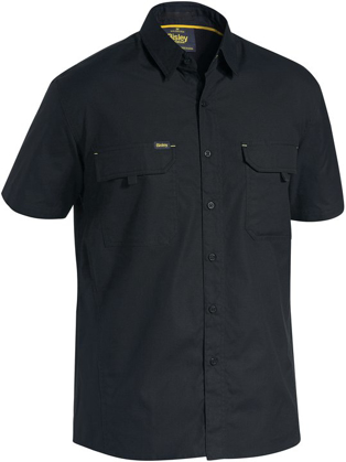 Picture of Bisley Workwear-BS1414-X Airflow™ Ripstop Shirt Short Sleeve