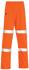 Picture of Bisley Workwear-BP6936T-Taped Stretch Pu Rain Pant (Waterproof)