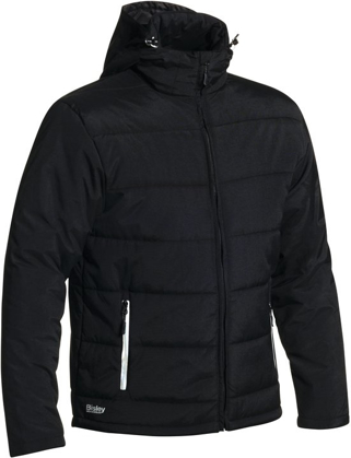 Picture of Bisley Workwear-BJ6928-Puffer Jacket With Adjustable Hood