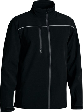 Picture of Bisley Workwear-BJ6060-Soft Shell Jacket