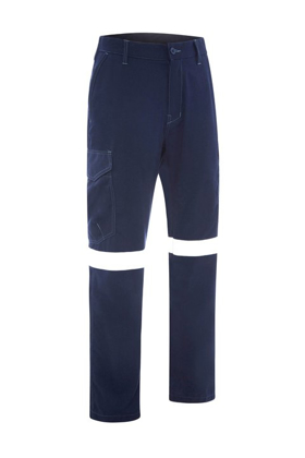 Picture of Bisley Workwear-BPC8189T-Tencate Tecasafe® Plus 580 Taped Lightweight Fr Cargo Pant