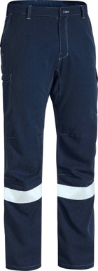 Picture of Bisley Workwear-BPC8092T-Tencate Tecasafe® Plus 700 Taped Engineered Fr Vented Cargo Pant