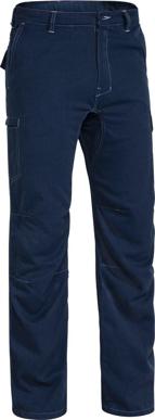 Picture of Bisley Workwear-BPC8092-Tencate Tecasafe® Plus 700 Engineered Fr Vented Cargo Pant