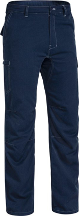Picture of Bisley Workwear-BPC8092-Tencate Tecasafe® Plus 700 Engineered Fr Vented Cargo Pant