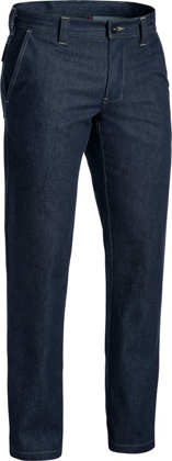 Picture of Bisley Workwear-BP8091-Fr Denim Fr Jean