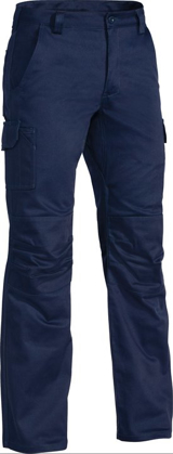 Picture of Bisley Workwear-BPC6021-Industrial Engineered Cargo Pant