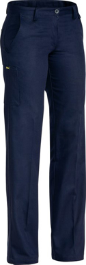 Picture of Bisley Workwear-BPL6007-Womens Original Cotton Drill Work Pant