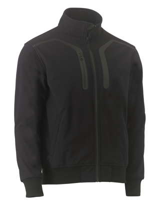 Picture of Bisley Workwear-BJ6960-Premium Soft Shell Bomber Jacket