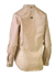 Picture of Bisley Workwear-BLC6063-Womens Stretch V-Neck Closed Front Shirt