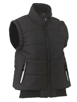 Picture of Bisley Workwear-BVL0828-Womens Puffer Vest