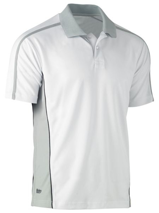 Picture of Bisley Workwear-BK1423-Painters Contrast Polo Shirt Short Sleeve