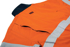 Picture of Bisley Workwear-BC8086T-Tencate Tecasafe® Plus Taped Two Tone Hi Vis Engineered Fr Vented Coverall