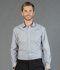 Picture of Gloweave-1376L-MEN'S BENGAL STRIPE LONG SLEEVE SHIRT-COLLINS