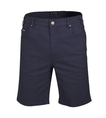 Picture of Ritemate Workwear-RMPC033-Men's Cotton Stretch Jean Short