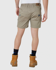 Picture of ELWD Workwear-EWD204-MENS ELASTIC BASIC SHORT
