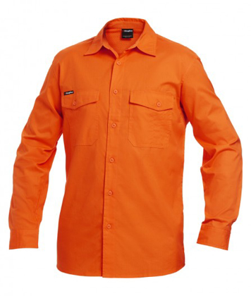 Picture of King Gee-K54805-Workcool 2 Shirt L/S
