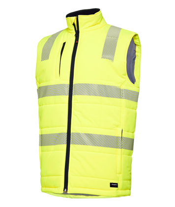 Picture of King Gee-K55020-Reflective Puffer Vest