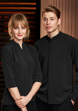 Picture of Biz Collection-S231LT-Ladies Quay 3/4 Sleeve Shirt