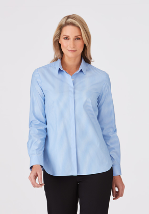 Picture of City Collection-2771-CC Stripe Long Sleeve Shirt