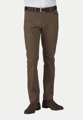 Picture of City Collection-MJ365-R Jeans Mens