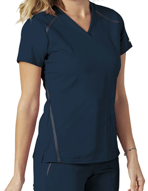 Picture of Grey's Anatomy-GR-7188-Ladies Elevate Scrub Top