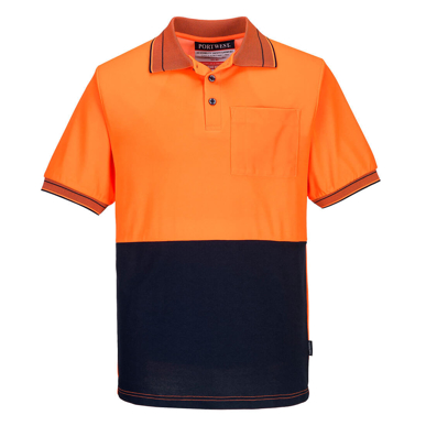 Picture of Prime Mover-MP210-Short Sleeve Cotton Comfort Polo