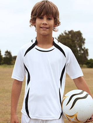 Picture of Bocini-CT0759-Kids Sports Jersey