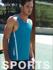 Picture of Bocini-CT1451-Unisex Elite Sports Singlet