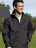 Picture of Bocini-CJ1301-Men's New Style Soft Shell Jacket