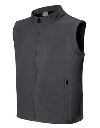 Picture of Bocini-CJ1638-Men's Softshell Vests