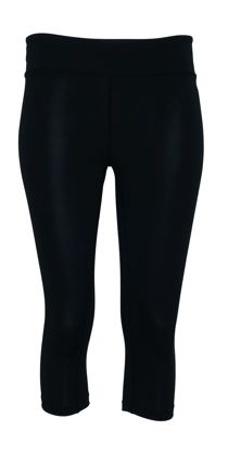 Picture of Bocini-CK1486-Kids High Waisted 3/4 Length Gym Tight