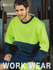 Picture of Bocini-SJ0381-Unisex Adults Hi-Vis Sloppy Joe
