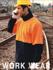 Picture of Bocini-SJ1238-Unisex Adults Hi-Vis Full Zip Polar Fleece
