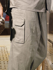 Picture of Bocini-WK616-Unisex Adults Cotton Drill Cargo Pants