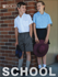 Picture of Bocini-SC1406-Kids School Socks