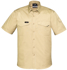 Picture of Syzmik-ZW405-Mens Rugged Cooling S/S Shirt