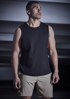 Picture of Syzmik-ZH137-Mens Streetworx Sleeveless Tee
