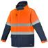 Picture of Syzmik-ZJ553-Unisex Hi Vis Antarctic Softshell Taped Jacket
